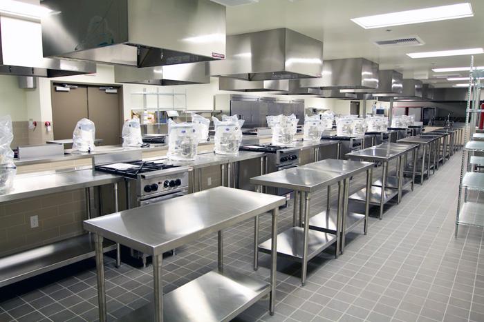 TASS Training Kitchen