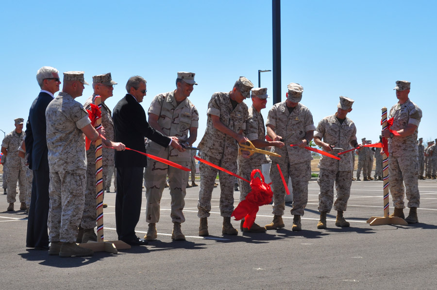 RQ celebrates MARSOC Ribbon Cutting
