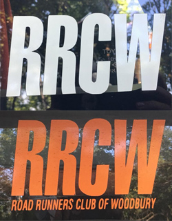 RRCW Window Decals