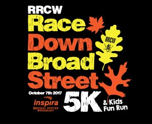 RRCW Race Down Broad Street 2017