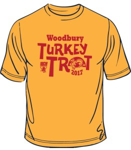 Woodbury Turkey Trot T-Shirt