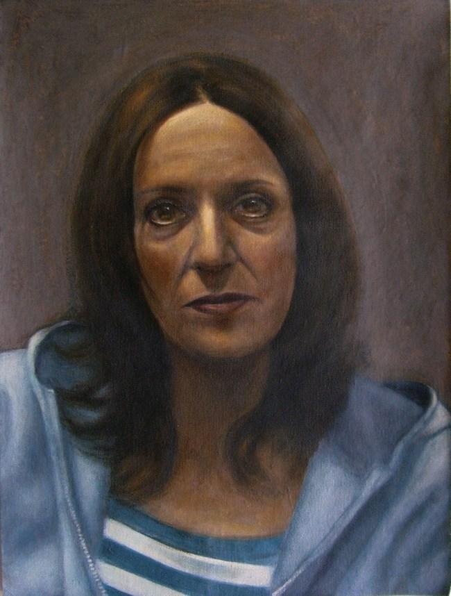 Susan Denson - Acrylic on Canvas (2012)