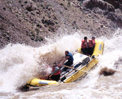 RiverRafting Attractions