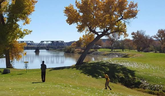 GreenRiverDiscGolf 300x169 Disc Golf in Green River