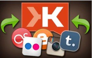 Klout redes