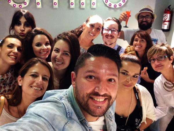 Selfie Raza Clubber