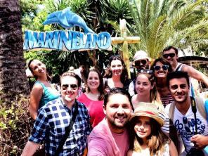 Selfie Marineland