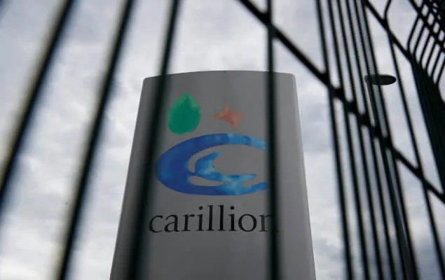 Carrilion Brand on a sign