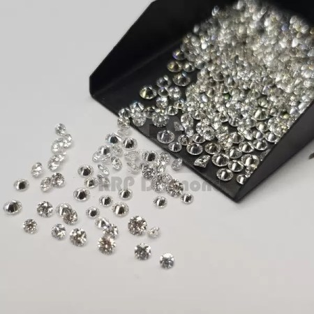 7 to 13 pointer H/I Color VVS Purity 2.70 TO 3.20 MM (Eleven) Natural Diamonds