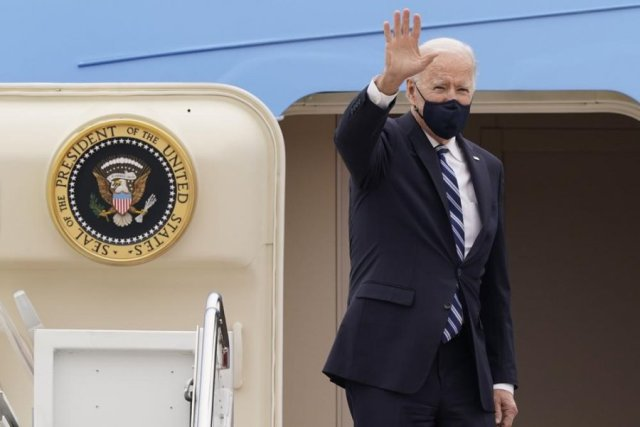 Biden nis turin e parë jashtë shtetit për t'u dhënë siguri aleatëve dhe takuar Putinin