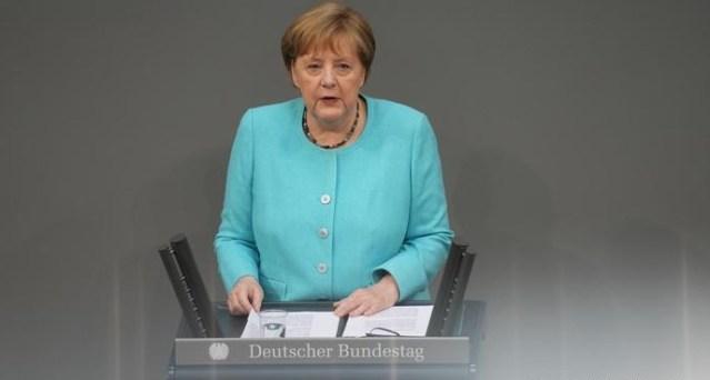 """""""Fryma e lamtumirës""""/ Deklarata e fundit qeveritare e Merkelit, profesionalisht dhe pa emocione të mëdha"""