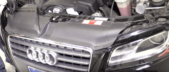 How to Remove the Audi A5 Headlight Housing