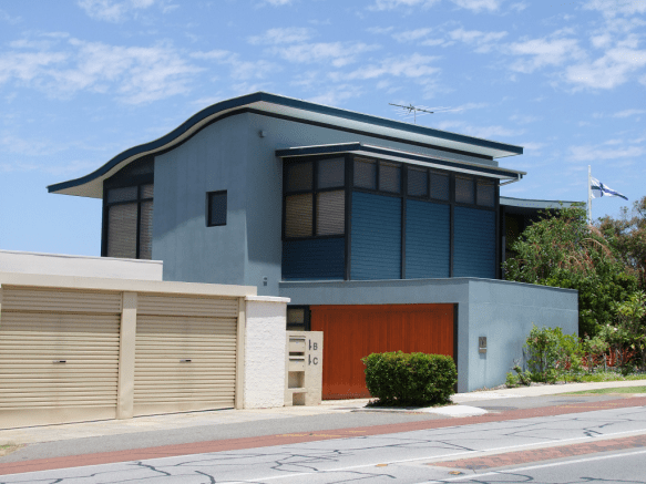 Richard Szklarz Architects - 4a Victoria Ave Claremont 5