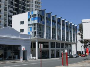 Richard Szklarz Architects - 996 Hay Street Perth 4