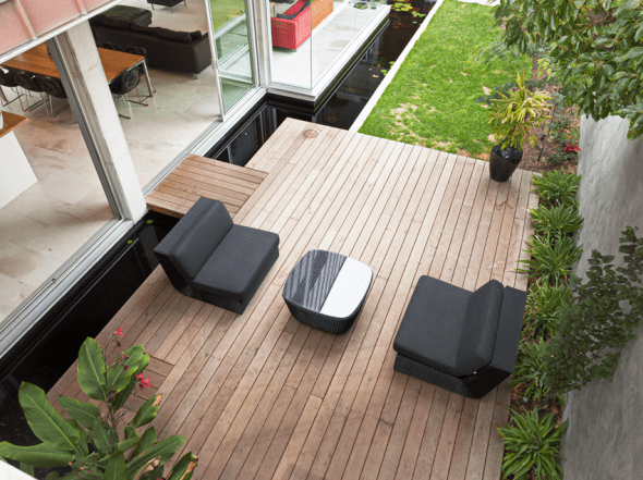 Richard Szklarz Architects - Broome Street Cottesloe 1