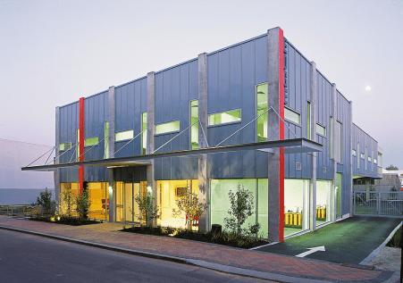 Richard Szklarz Architects - Hood Street 1