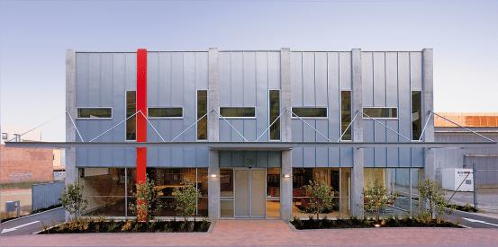 Richard Szklarz Architects - Hood Street 3