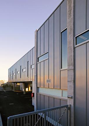 Richard Szklarz Architects - Hood Street 4