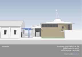 Richard Szklarz Architects - Polish Catholic Centre 10