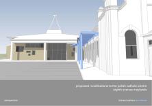 Richard Szklarz Architects - Polish Catholic Centre 8