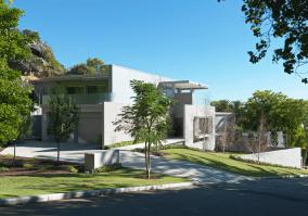 Richard Szklarz Architects - The Coombe Mosman Park 15