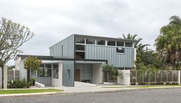 Richard Szklarz Architects - Wood Street Swanbourne 1