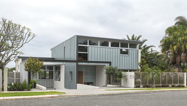 Richard Szklarz Architects - Wood Street Swanbourne 1