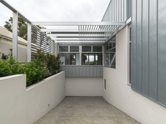 Richard Szklarz Architects - Wood Street Swanbourne 5