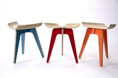 Image result for Une & Deux stool Lab De Stu