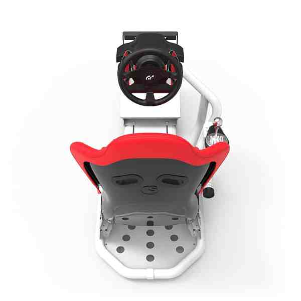 rseat rs1 red white 10