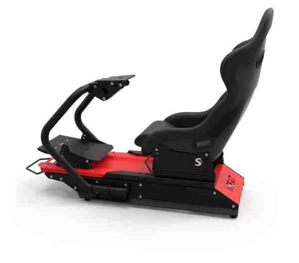 rseat s1 black red 09