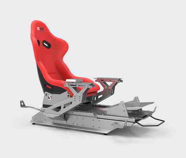 rseat s1 red silver upgrades pro shifter 02