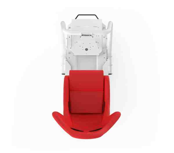 rseat s1 red white 08