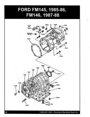 FordMitsubishi FM1456 Case | RSGear