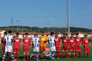 El socio gimnástico podrá presenciar el partido entre el FC Rinconeda y el Ribamontán al Mar CF a cambio de 1€
