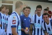 La R.S. Gimnástica se medirá al Real Oviedo el 28 de julio en Les Caleyes
