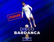 La Gimnástica tiene nuevo central: Diego Bardanca se incorpora a la disciplina blanquiazul