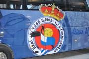 No saldrá ningún autobús de aficionados para Irún porque no se ha llegado al mínimo de 35 inscritos