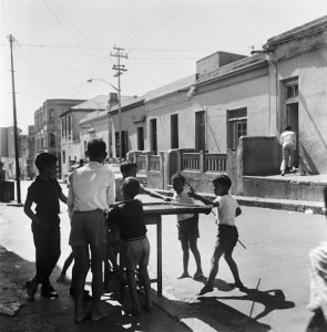 District Six photographed before the removal. c1970.