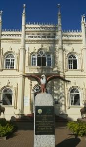 Die Nasionale Museum van Maputo, Mosambiek