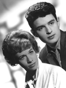 Gerry Goffin en Carole Kind in 1959
