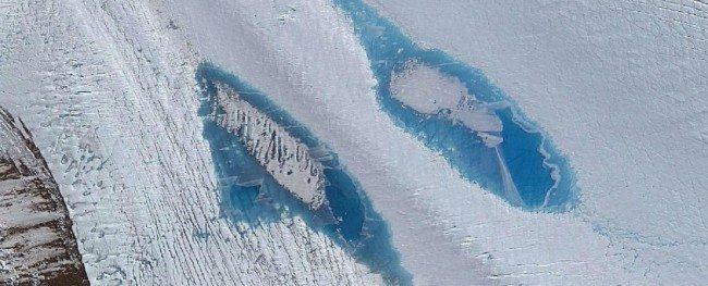 8000 mere op ysblaaie bewys suidpool smelt
