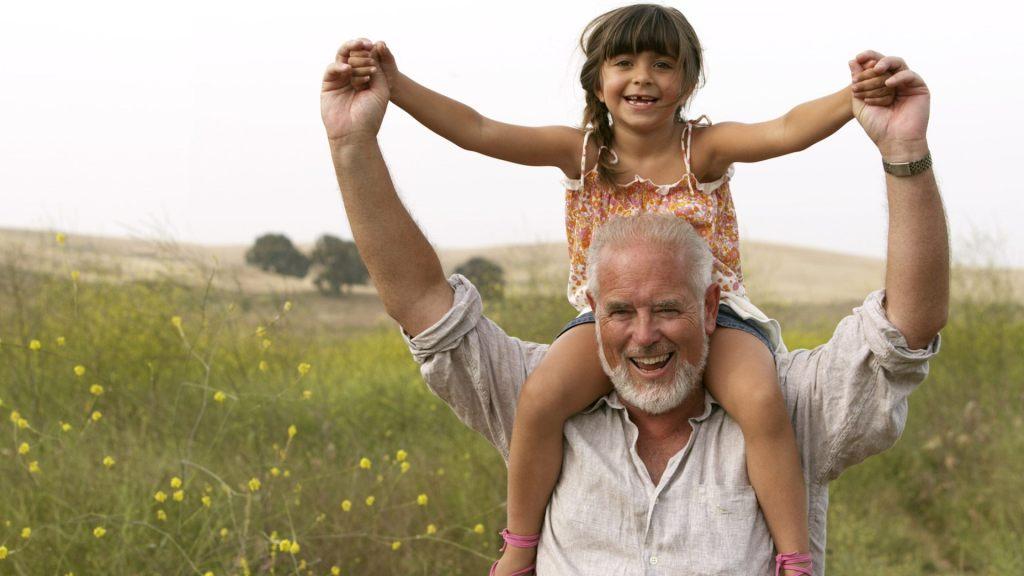 Het grootouers 'n wetlike reg om hul kleinkinders te sien?