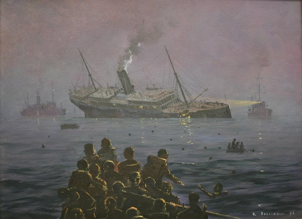 Die tragedie van die SS Mendi