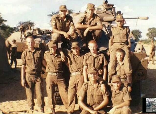 Luister weer: Army-drama uit 80's