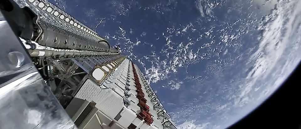 Alles oor Starlink satelliete