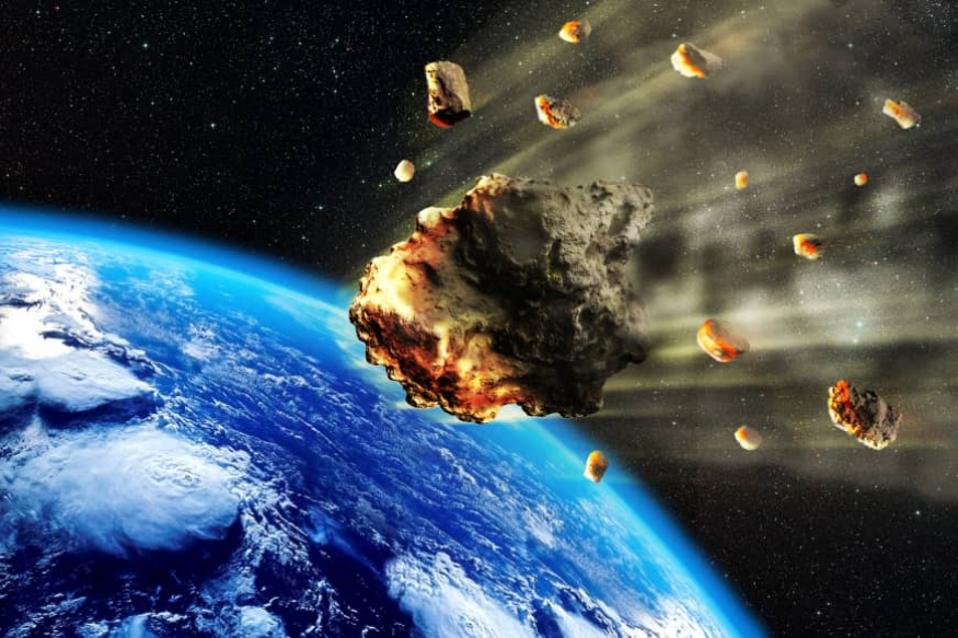 Sending om asteroïed-aarde botsing te keer