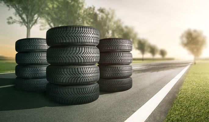Oor rubber, motorbande, entropie en die sekelbos