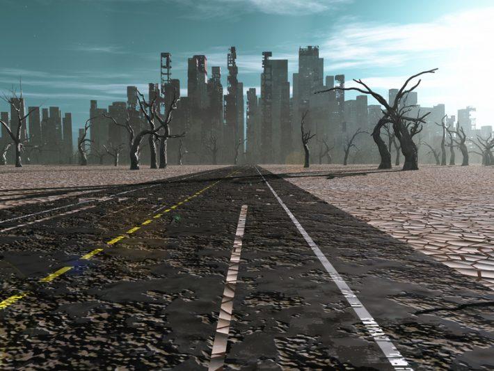 Luister weer na die post-pandemiese, distopiese drama Morgenster