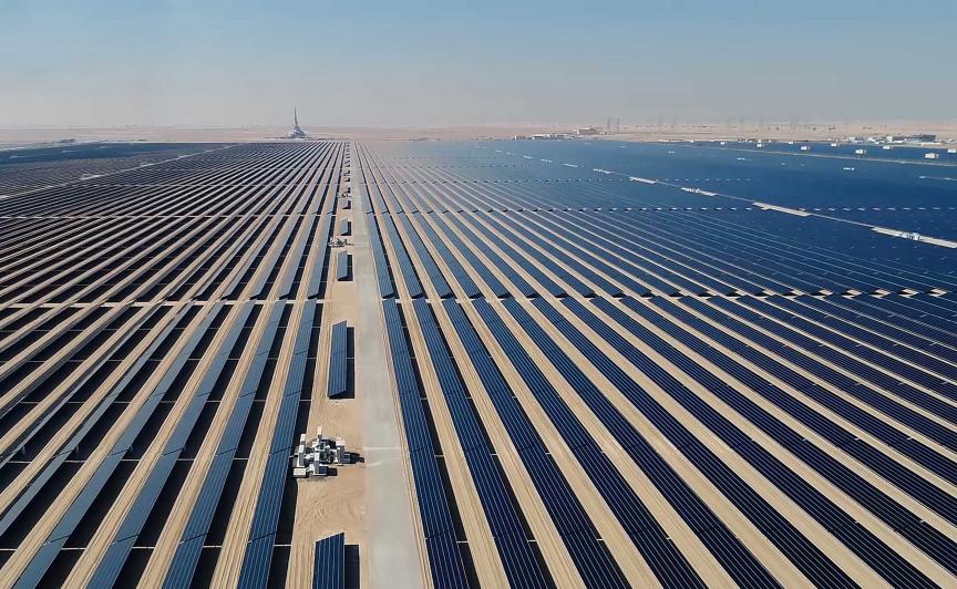 Moderne sonenergie-aanleg in Mauritius; hoekom nie in SA?